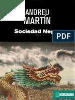 Andreu Martín-Sociedad Negra