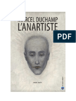 Marcel Duchamp L'Anartiste