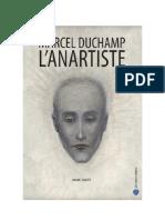 Marcel Duchamp L'Anartiste