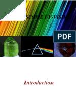 spectrophotométrie