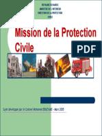 Mission de la pc Gestion de crise