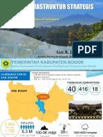 Rencana Infrastruktur Strategis Kabupaten Bogor (OK)