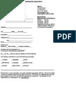 Membership Form052
