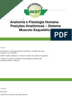 06 Anatomia_Fisiologia - Posições Anatômicas - Sistema Musculoesquelético.pptm Alipio.pptx