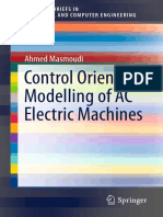 (SpringerBriefs in Electrical and Computer Engineering) Ahmed Masmoudi - Control Oriented Modelling of AC Electric Machines-Springer Singapore (2018).pdf
