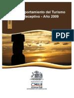 Comport a Mien To Del Turismo Receptivo 2009