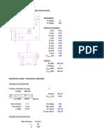 Diseño Dados Pilote