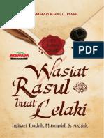 Wasiat Rasul buat Lelaki.pdf