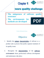 Ch1 Software Quality Challenge