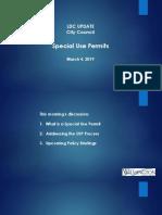 SUP Presentation 3.4.19