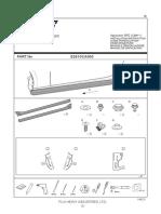 E2610CA000-STI Side Under Spoiler BRZ - Installation Instruction