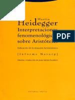 Heidegger, Martin - Interpretaciones fenomenológicas sobre Aristóteles.pdf
