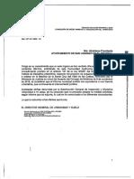 Resolución de la Subdirección General de Inspección y Disciplina Urbanística de la Comunidad de Madrid