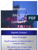 15 Magnetic Compass