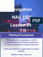 24 Piloting Procdurs