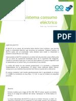 Sistema Consumo Eléctrico
