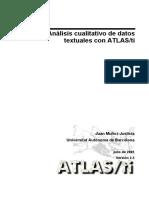 Manual Atlas Ti