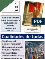 Jn 12 El Fracaso de Judas