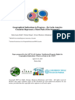 Sidali et al _2015_ Geographical Indications in Progress_Do Latin America Countries Represent a Third Path of Development.pdf