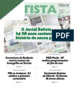 O Jornal Batista 02 - 13.01.2019