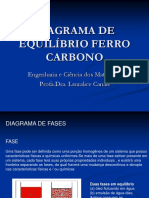 Aula04 - Diagrama de Fases Ferro Carbono