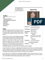 Eugene Nida - Wikipedia, La Enciclopedia Libre
