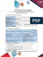 Activity guide and evaluation rubric - Activity 2 - Writing Task.docx