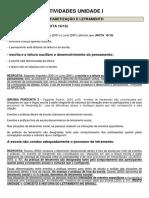 ATIVIDADES UNIDADE I e II - BRUNA.docx