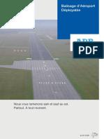 Balisage d Aéroport Déployable