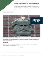 5 conceptos para entender el marxismo en el bicentenario de Karl Marx