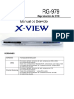 Manual Servicio RG-979 V2007