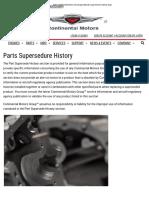 Parts Supersedure History PISTON RING STEEL CYLINDER (1)