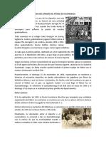 Historia Del Origen Del Fútbol en Guatemala