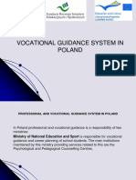3c. Sistem Bimbingan Kejuruan Di Polandia