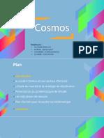 Cosmos Presentation Ppt