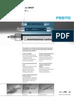 Musculo Neumatico FESTO DMSP