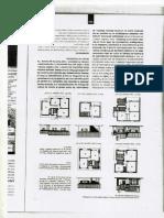 Planos casas Barrio obrero