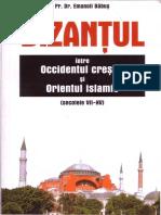 PR DR EMANOIL BABUS Bizanţul Intre Occidentul Creştin Şi Orientul Islamic Secolele VII XV
