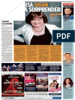Susan Boyle en Reforma