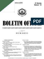 4.BO nº 43, I Serie , de 081110 (Decreto Lei 12 de 2010 sobre cheques).pdf