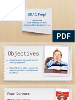 preparing for the 3-5 sbac