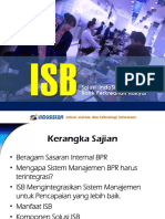ISB - Project Proposal