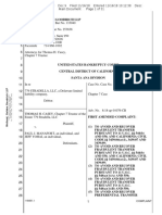 THOMAS H. CASEY, Chapter 7 Trustee of the Estate 779 Stradella, LLC versus Paul J. Manafort and Jeff Yohai, bankruptcy, dated 11/16/2018 31-pages