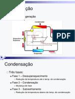 Condensação. Ciclo de refrigeração (2).pdf