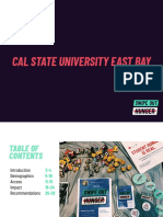 Premium Report and Testimonials -  California State University East Bay