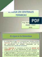 EL AGUA EN CENTRALES TERMICAS.pdf