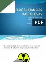 Manejo de Sustancias Radiactivas Grupo 3