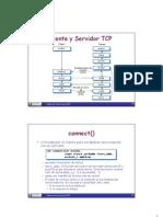2 Sockets TCP