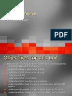 Oracle IO Topics