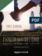 Escrito en El Destino (Anchor Island 2) - Terri Osburn